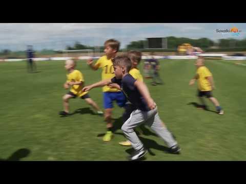 XII Mistrzostwa Suwałk Przedszkolaków w Piłce Nożnej. W futbolu właśnie o to chodzi