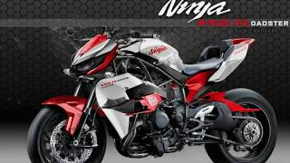 10. New Kawasaki Ninja H2 Roadster Naked bike 2018 | 2018 Kawasaki Ninja H2 Roadster