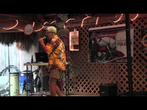 Karaoke Night at Salty's is where stars are born – a Conch Records – Marathon Florida Event