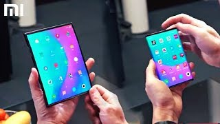 Xiaomi Foldable Smartphone - OFFICIAL LOOK!!!