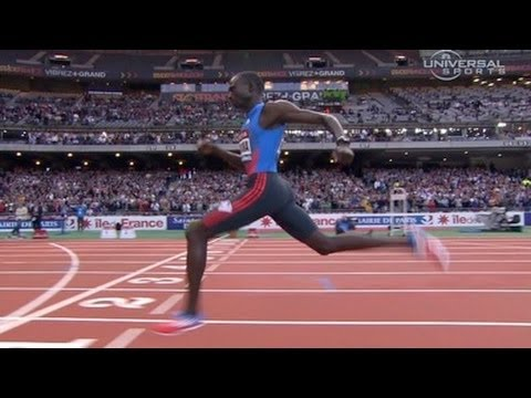 David Rudisha wins 800m in 1:41.54 in Paris DL