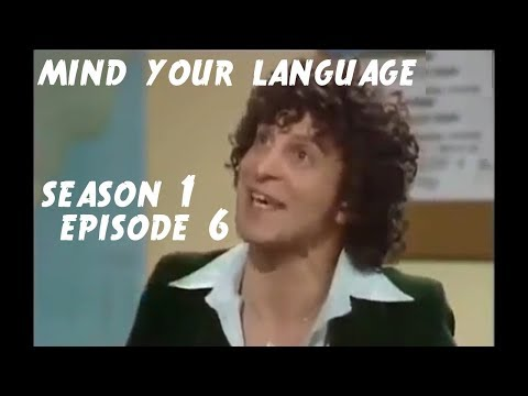 Mind Your Language - Season 1 Episode 6 - Come Back All Is Forgiven | Funny TV Series