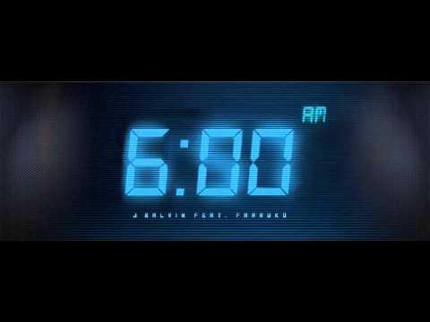 Video 6 am - J Balvin Ft Farruko download in MP3, 3GP, MP4, WEBM, AVI, FLV January 2017