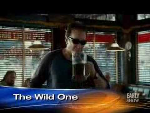 John Travolta Goes Hog Wild