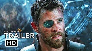 Video AVENGERS: INFINITY WAR Thor Stop Thanos Trailer NEW (2018) Marvel Superhero Movie HD MP3, 3GP, MP4, WEBM, AVI, FLV Juni 2018