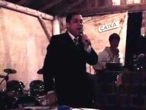 Cantor Gleibson Paim(O Oleiro e Seu Vaso)Em Coronel Barros Rs.