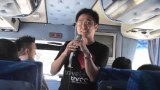 Travel Three Testimonial   Bangkok Trip