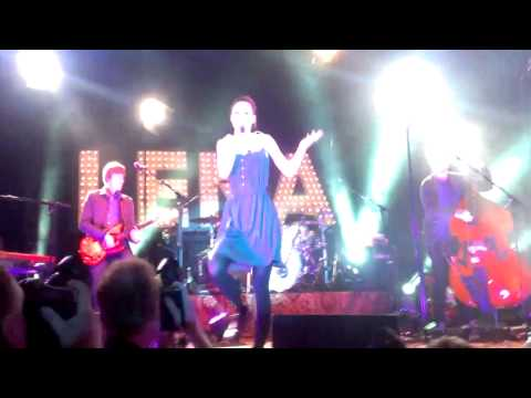 Tekst piosenki Lena Meyer-Landrut - Pink elephant po polsku