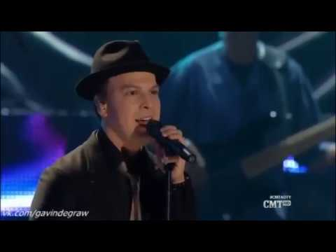 Gavin DeGraw Performing Somewhere With You By Kenny Chesney