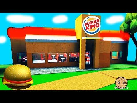 Roblox Fast Food Restaurant