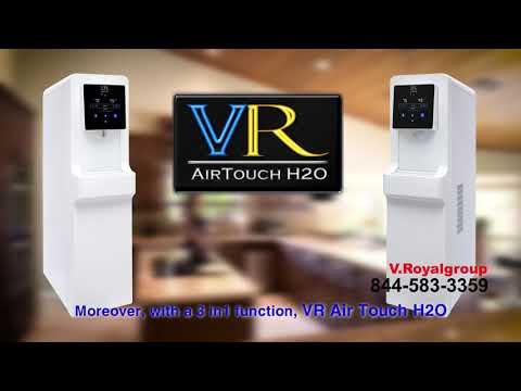 VR AIRTOUCH H2O - AIR TO WATER GENERATOR