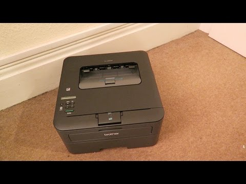 BROTHER HL-L2365DW Professional Mono Laser Printer + Wi-Fi and Network Unboxing