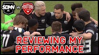 Video SIDEMEN FC VS YOUTUBE ALLSTARS! REVIEWING MY PERFORMANCE! MP3, 3GP, MP4, WEBM, AVI, FLV Agustus 2018