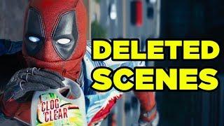 Video Deadpool 2 EXTENDED CUT All Deleted Scenes Explained! (Baby Hitler Scene) MP3, 3GP, MP4, WEBM, AVI, FLV Agustus 2018