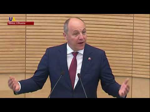 Andriy Parubiy: Ukraine Stands Between Russia and the Whole of Europe