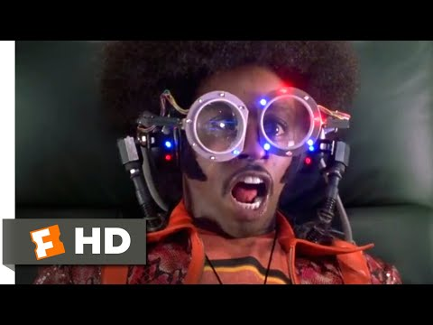 Undercover Brother (2002) - Caucasian Overload! Scene (3/10) | Movieclips