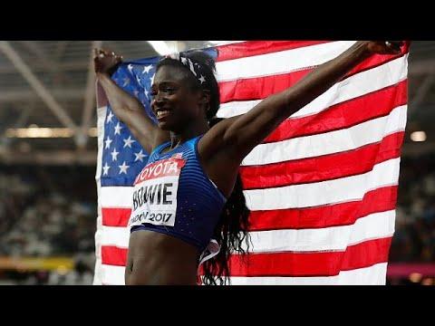Παγκόσμιο Πρωτάθλημα Στίβου: Η Τόρι Μπόουι «χρυσή» στα 100 μ.