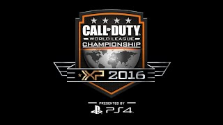 Call of Duty World League Championship Presented by PlayStation 4 - Alpha Stream: Day 2