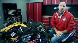 3. Adjusting Your Snowmobile Suspension