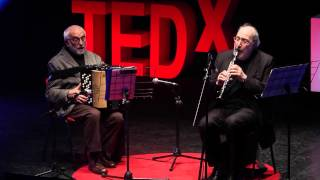 Performance: Gianluigi Trovesi e Gianni Coscia at TEDxBergamo