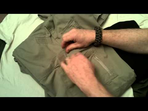tatical - MrRazor reviews the Blackhawk Lightweight Tactical Pants made from a durable 65% poly/ 35% cotton ripstop fabric with Teflon® DWR (durable water-resistant) f...