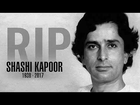 RIP Shashi Kapoor: Remembering the Legendary Actor