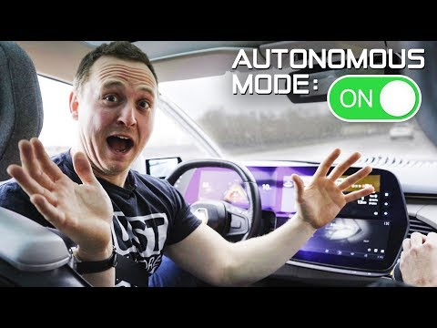 Testing The World's Smartest Autonomous Car