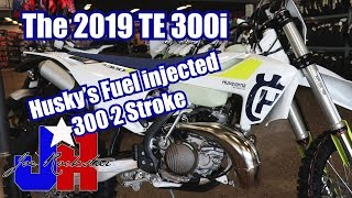 8. The Husqvarna TE 300i | Two Stroke Fuel Injection!