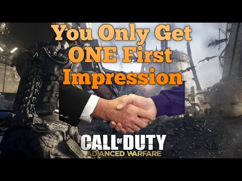 multiplayer - Call Of Duty Advanced Warfare Multiplayer first impressions of today's 5 second tease. COD Advanced Warfare Multiplayer Gameplay was teased during the Single Player Campaign Trailer this afternoon....