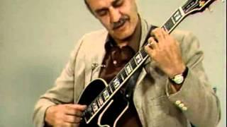 Joe Pass - Solo Jazz Guitar DVD (2006)