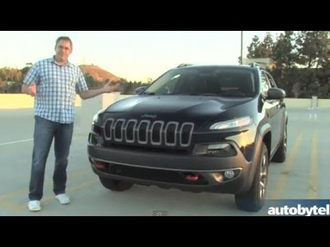2014 Jeep Cherokee Trailhawk Video Review