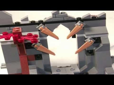 Vidéo LEGO Le Hobbit 79011 : L'embuscade de Dol Guldur