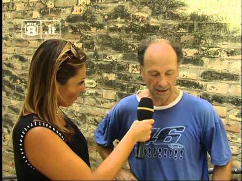 Video - Loreto Aprutino, il centro storico nel degrado