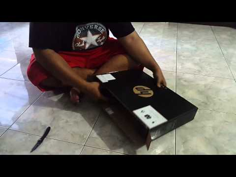 Unboxing HP Pavilion 14-v043TX