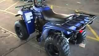 10. 2004 Yamaha Bearcat 250
