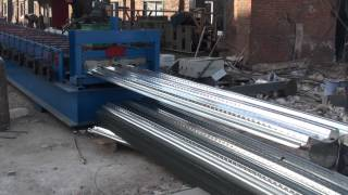 Botou China  city images : hebei botou floor deck roll forming machine factory China