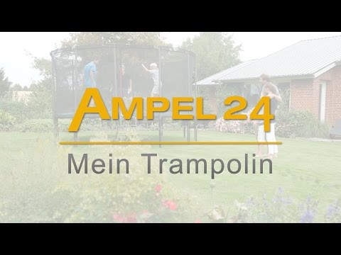 Mein Ampel 24 Gartentrampolin