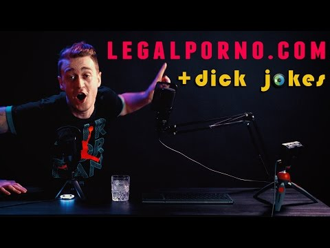 LEGAL PORNO +dick jokes (видео)