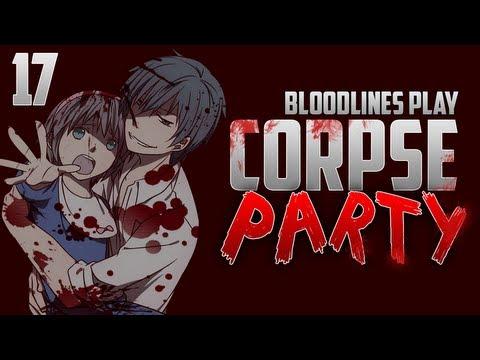 Corpse party (Мы выбрались ? ) # 17