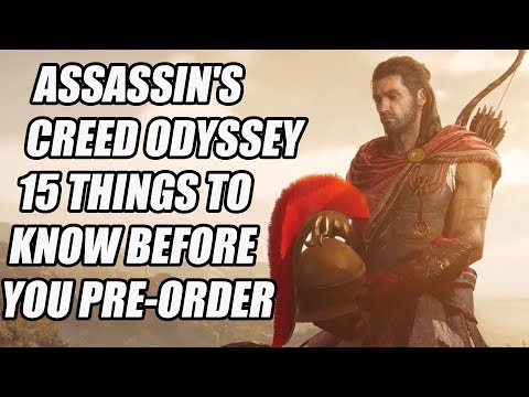 Assassin's Creed Odyssey - 15 NEW Things You Need To Know Before You Pre-Order