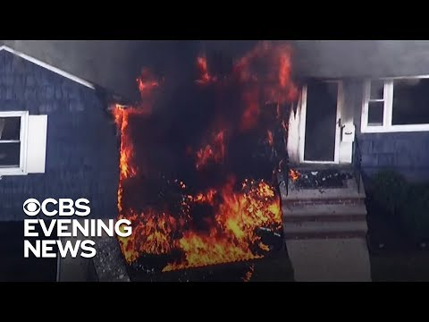Massachusetts gas explosions under investigation