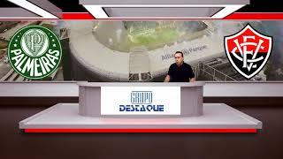Rádio Futebol Ao Vivo   Palmeiras 4 Vitória 2   Jarbas Duarte