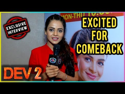 Thapki Pyar Ki Fame Jigyasa Singh Excited For Her