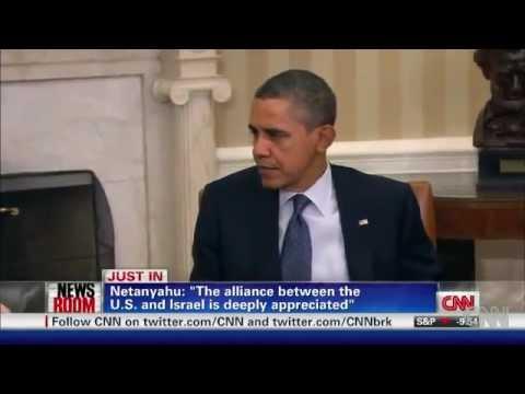 """netanyahu ad obama: """"tu sei il grande satana, ed io il piccolo satana"""""""