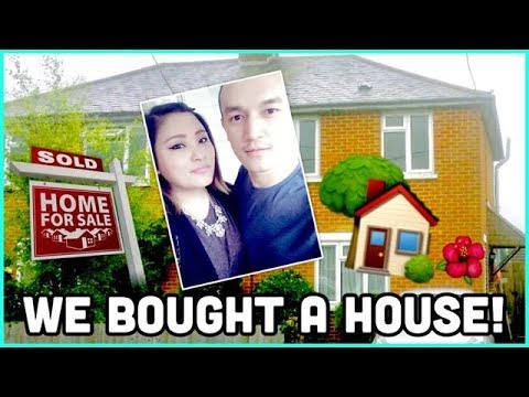 (We Just Bought a House! Empty House Tour ♥ 2 minutes, 50 seconds.)