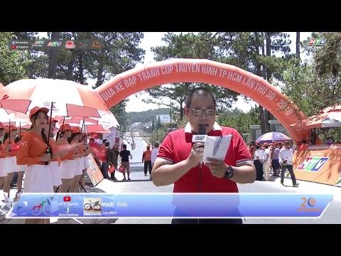 Cúp truyền hinh 2018 | TƯỜNG THUẬT | Chặng 19 TP. Phan Rang - TP. Đà Lạt | 18/04/2018