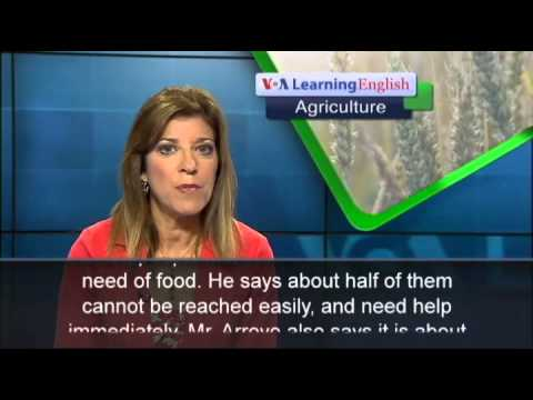 Conflicts Place Heavy Demands on World Food Program