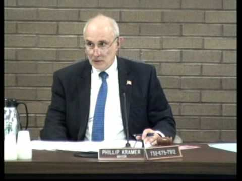 Franklin Township NJ (Somerset County) June 27, 2017 Township Council Meeting