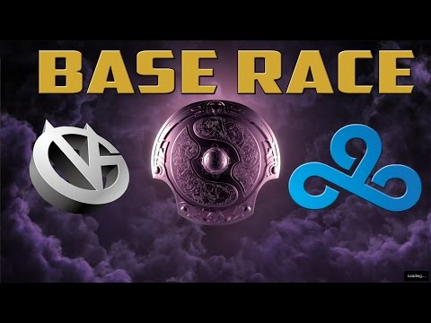 Highlight - Base race - C9 vs Vici @ TI4