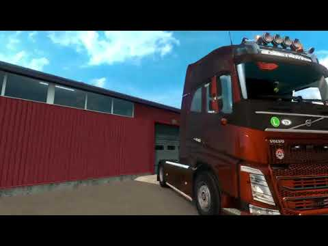 New Volvo FH16 Accessories + Interior v4.0